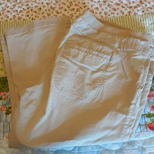 Old Navy Maternity capris